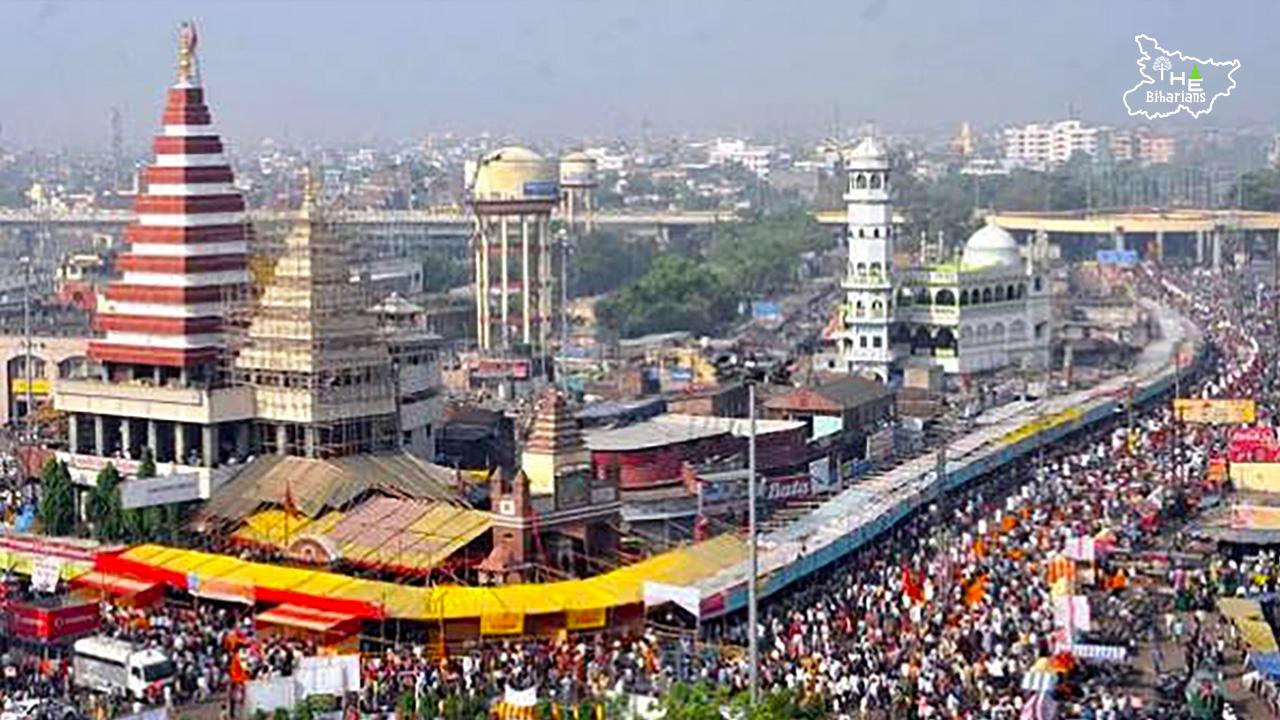 अयोध्या में राम मंदिर निर्माण के लिए 10 करोड़ रुपए देगा पटना का हनुमान  मंदिर - The Biharians
